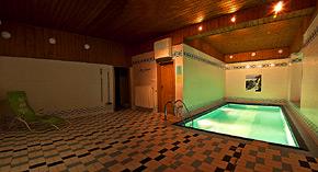 Apartmány Braníčkov 125 bazén